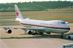 sakuraさんが、成田国際空港で撮影した日本航空 747-246Bの航空フォト(写真)