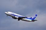 ひこ☆さんが、伊丹空港で撮影したANAウイングス 737-54Kの航空フォト(写真)