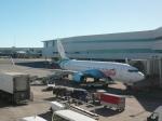 thalys1121さんが、オークランド空港で撮影したエア・バヌアツ 737-8Q8の航空フォト(写真)