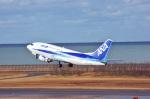 ASTER602さんが、新潟空港で撮影したANAウイングス 737-54Kの航空フォト(写真)