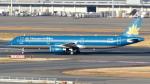 誘喜さんが、羽田空港で撮影したベトナム航空 A321-231の航空フォト(写真)