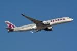 kansai-spotterさんが、フランクフルト国際空港で撮影したカタール航空 A350-941XWBの航空フォト(写真)