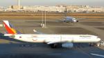 誘喜さんが、羽田空港で撮影したフィリピン航空 A330-343Xの航空フォト(写真)