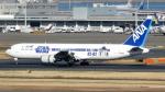 誘喜さんが、羽田空港で撮影した全日空 767-381/ERの航空フォト(写真)