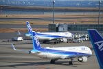hirokongさんが、羽田空港で撮影した全日空 A321-211の航空フォト(写真)