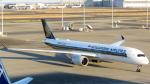 誘喜さんが、羽田空港で撮影したシンガポール航空 A350-941XWBの航空フォト(写真)