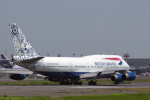 senyoさんが、成田国際空港で撮影したブリティッシュ・エアウェイズ 747-436の航空フォト(写真)
