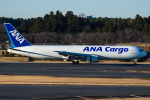 Tomo-Papaさんが、成田国際空港で撮影した全日空 767-381/ER(BCF)の航空フォト(写真)