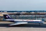菊池 正人さんが、フランクフルト国際空港で撮影したベラヴィア航空 Tu-134Aの航空フォト(写真)