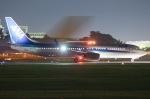 じゃがさんが、成田国際空港で撮影した全日空 737-881の航空フォト(写真)