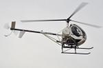 IL-18さんが、東京ヘリポートで撮影した日本個人所有 269Cの航空フォト(写真)