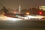 じゃがさんが、成田国際空港で撮影したエア・インチョン 737-4Y0/SFの航空フォト(写真)