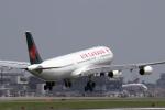 senyoさんが、成田国際空港で撮影したエア・カナダ A340-313Xの航空フォト(写真)