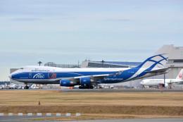 トロピカルさんが、成田国際空港で撮影したエアブリッジ・カーゴ・エアラインズ 747-46NF/ER/SCDの航空フォト(写真)