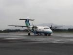 pringlesさんが、五島福江空港で撮影したオリエンタルエアブリッジ DHC-8-201Q Dash 8の航空フォト(写真)