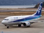 ken1☆MYJさんが、長崎空港で撮影したANAウイングス 737-5L9の航空フォト(写真)