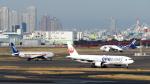 誘喜さんが、羽田空港で撮影した日本航空 777-246の航空フォト(写真)