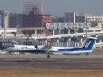 Mame @ TYOさんが、伊丹空港で撮影したANAウイングス DHC-8-402Q Dash 8の航空フォト(写真)