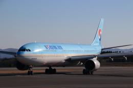 クリューさんが、鹿児島空港で撮影した大韓航空 A330-323Xの航空フォト(写真)