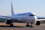 クリューさんが、鹿児島空港で撮影した日本航空 767-346/ERの航空フォト(写真)