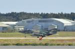 ばとさんが、茨城空港で撮影した航空自衛隊 RF-4E Phantom IIの航空フォト(写真)