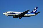 accheyさんが、福岡空港で撮影したANAウイングス 737-54Kの航空フォト(写真)