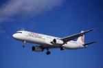 kumagorouさんが、仙台空港で撮影した香港ドラゴン航空 A321-231の航空フォト(写真)