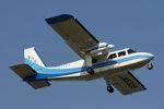 あざひがさんが、調布飛行場で撮影した新中央航空 BN-2B-20 Islanderの航空フォト(写真)