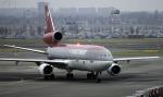 planetさんが、アムステルダム・スキポール国際空港で撮影したノースウエスト航空 DC-10-30の航空フォト(写真)
