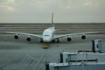 masa634さんが、上海浦東国際空港で撮影したシンガポール航空 A380-841の航空フォト(写真)