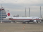 JA7NPさんが、羽田空港で撮影した航空自衛隊 747-47Cの航空フォト(写真)