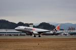 ひこ☆さんが、松山空港で撮影したジェットスター・ジャパン A320-232の航空フォト(写真)