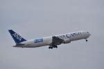 ぬま_FJHさんが、成田国際空港で撮影した全日空 767-381/ER(BCF)の航空フォト(写真)