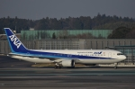 ぬま_FJHさんが、成田国際空港で撮影した全日空 767-381/ERの航空フォト(写真)