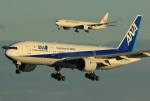 VIPERさんが、羽田空港で撮影した全日空 777-281の航空フォト(写真)