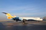 安芸あすかさんが、ザグレブ空港で撮影したトレード・エア 100の航空フォト(写真)