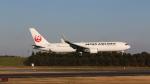 raichanさんが、成田国際空港で撮影した日本航空 767-346/ERの航空フォト(写真)