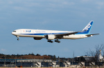 GOOSEMAN777さんが、成田国際空港で撮影した全日空 777-381/ERの航空フォト(写真)