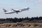 GOOSEMAN777さんが、成田国際空港で撮影した日本航空 767-346/ERの航空フォト(写真)