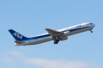 GOOSEMAN777さんが、成田国際空港で撮影した全日空 767-381/ERの航空フォト(写真)