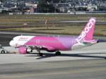 F.KAITOさんが、宮崎空港で撮影したピーチ A320-214の航空フォト(写真)