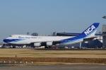 うとさんが、成田国際空港で撮影した日本貨物航空 747-4KZF/SCDの航空フォト(写真)