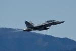 じゃまちゃんさんが、横田基地で撮影したアメリカ海兵隊 F/A-18D Hornetの航空フォト(写真)