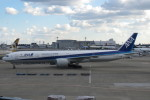 SFJ_capさんが、成田国際空港で撮影した全日空 777-381/ERの航空フォト(写真)