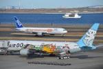 hirokongさんが、羽田空港で撮影したAIR DO 767-381の航空フォト(写真)