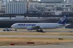 とりてつさんが、羽田空港で撮影した全日空 767-381Fの航空フォト(写真)