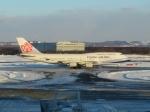 さとうさんが、新千歳空港で撮影したチャイナエアライン 747-409の航空フォト(写真)