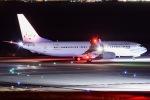 JA8961RJOOさんが、関西国際空港で撮影したチャイナエアライン 737-8SHの航空フォト(写真)
