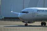 photoclub0506jalさんが、羽田空港で撮影した日本航空 737-846の航空フォト(写真)