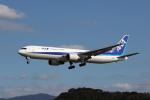 MOHICANさんが、福岡空港で撮影した全日空 767-381の航空フォト(写真)